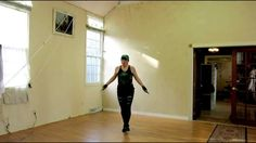 """jump rope routine by Emmie, music: """"Shippin Up To Boston"""" by the Dropkick Murphys"""