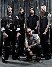 Zoltan, Darrell, Jeremy, Matt & Ivan