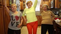 DILLE. Man ved, at en danse-trend har nået sit højdepunkt, når først videoer med bedstemødre i færd med at udføre dansen, går viralt på nett...