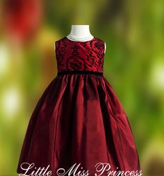 girls red and black party dresses - Google Search