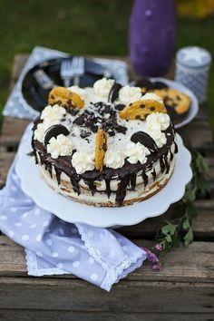 Słodkie inspiracje: Tort, jakiego jeszcze nie widziałeś