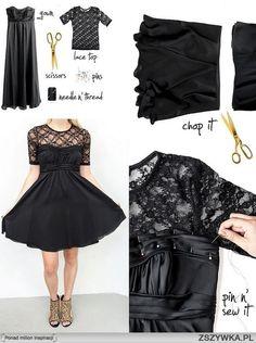 Elbise yapımı