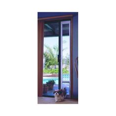 A dog door for a sliding glass door best i ever spent paw ideal pet products ideal fast fit patio dog doors pet doorsliding glass planetlyrics Choice Image