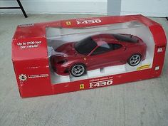 ﹩170.00. Nikko Ferrari F430 RC Electric RTR 2003 RARE   Type - Cars (On-Road), Scale - 1:10, Fuel Source - Electric, State of Assembly - Ready-to-Go, Year - 1995
