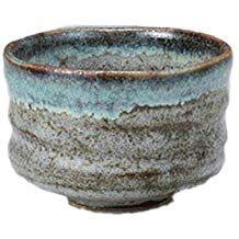 Matcha bowl Japanese tea cup for tea ceremony, Aoshino porcelain Chawan Matcha Bowl, Matcha Green Tea, Japanese Tea Cups, Amazon Coffee, Organic Matcha, Chawan, Tea Ceremony, Serving Bowls, Decorative Bowls
