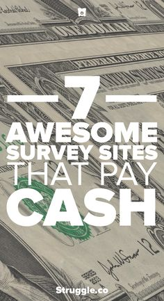 Survey sites are a great way to earn extra money each month working from home. Here are 7+ sites that you can use to earn money online without breaking a sweat working at home.