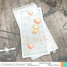 mama elephant | design blog: Money Envelope with Mette