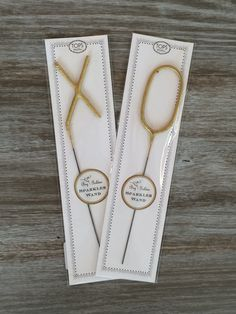 Golden Sparkle Wand - XO // So Chic Boutique