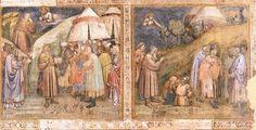Affreschi della Chiesa di Mezzaratta.  Pinacoteca Nazionale di Bologna