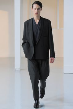 Christophe Lemaire Fall 2015 Menswear - Collection - Gallery - Style.com