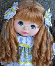 Child Doll, Disney Characters, Fictional Characters, Dolls, Disney Princess, Children, Art, Boy Doll, Sock