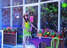 Our cafe lemon o grass cafe - jember -indonesia