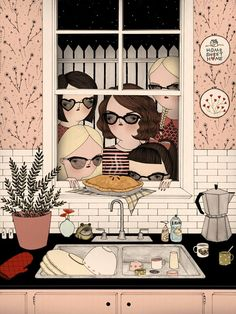 Mai Ly Degnan is an award winning illustrator, currently based in Baltimore, MD. She earned her BFA in Illustration at the Savannah College of Art and Collage, Graphite, Love Illustration, Illustrations Posters, Street Art, Character Design, Drawings, Artwork, Prints