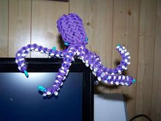 Paracord Octopus