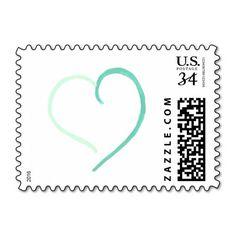 Green Heart LOVE