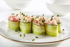 Έτσι θα κάνουμε την ελληνική εκδοχή του σούσι | imommy.gr Potato Salad, Potatoes, Ethnic Recipes, Food, Potato, Essen, Meals, Yemek, Eten