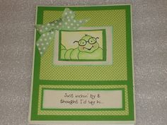 3D Honey Pop Up Apple Card All Occasion Card by LadyJPaperGarden