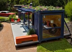 Container House - maison-conteneur-texas Who Else Wants Simple Step-By-Step Plans To Design And Build A Container Home From Scratch?