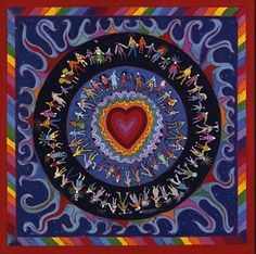 Big Heart / Happy Heart is a handmade wooden puzzles featuring beautiful images and superior quality materials. Dream Catcher Art, Past Love, Shine The Light, Hippie Peace, Peace On Earth, Happy Heart, Light Painting, Heart Art, Sacred Heart