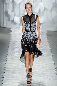Jason Wu Spring 2012 Runway - Jason Wu Ready-To-Wear Collection - ELLE