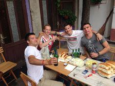 Norwegian friends!