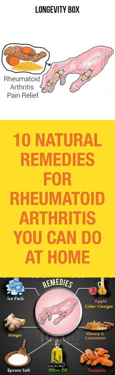 Did you know that you can fight rheumatoid arthritis completely naturally from the comfort of your own home? Learn more on the link