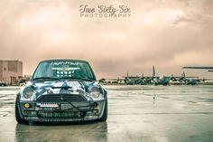 MINI Fan: Meet Bruce, a Customized MINI Cooper S #custom #car #minis #minilove #cool