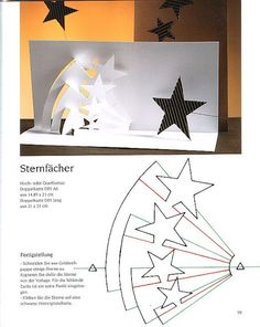 3D pop-up pattern - Christmas - Wioletta Matusiak - Picasa Albums Web