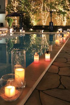 small wedding ideas best photos - cute wedding ideas You might take into account deciding Wedding Ceremony Ideas, Cute Wedding Ideas, Our Wedding, Beach House Wedding Reception, Wedding Advice, Pool Wedding Decorations, Floating Pool Decorations, Ceremony Decorations, Backyard Wedding Pool