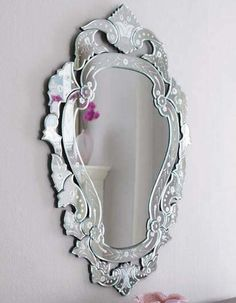 MR201067 Venetian wall mirror, glass wall mirror,bathroom mirror(China (Mainland))