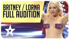 We featured Lorna in our amazing impersonators mashup and she's back! Lorna has been impersonating Britney Spears for over 10 years of her life, even going a. Britain's Got Talent, Tv Show Music, Britney Spears, Erotic, Acting, Dancer, Tv Shows, Kiss, Youtube
