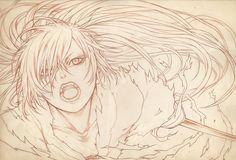 """浅田弘幸さんのツイート: """"TVアニメ『#どろろ』 本日28日(月) TOKYO MX 22:00 BS11 24:30 第四話「妖刀の巻」! 「叶うなら、遠くまで。」。。。… """" Manga Eyes, Manga Anime, Anime Art, Character Concept, Character Design, Samurai, Tokyo Ghoul, Anime Kunst, Manga Characters"""