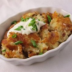 leftover mashed potatoes for breakfast or dinner substitute mashed ...