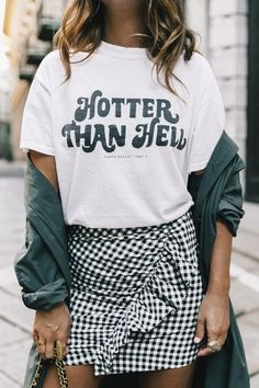 Hotter than hell tshirt
