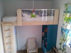 EXPEDIT Loft Bed - IKEA Hackers - IKEA Hackers