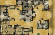 RPG Battle Maps | star wars rpg maps