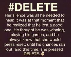 """leave them if they abused you, hurt you, manipulated you, hit you, LEAVE THEM and #DELETE Them from your world.   Go """"no contact"""" and you will soon have a much happier better life."""