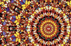 The Intrepid Hermit: Mid-Week Masters: Damien Hirst's Butterflies