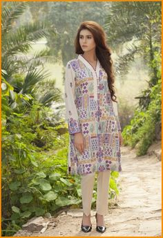 Taana Baana Latest Collection 2016 For Women  #TaanaBaana #Dresses #LawnCollection #Fashion #SummerDresses