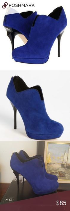 DV by Dolce Vita Nisha boots NWT. Cool fashion color! Very comfortable! DV by Dolce Vita Shoes Ankle Boots & Booties