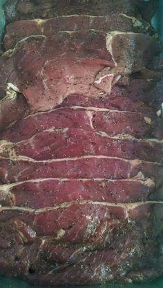Carnes Guanajuato — Bistec Marinado