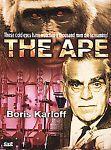 The Ape (DVD, 2004) Boris Karloff Classic Movie Free Shipping