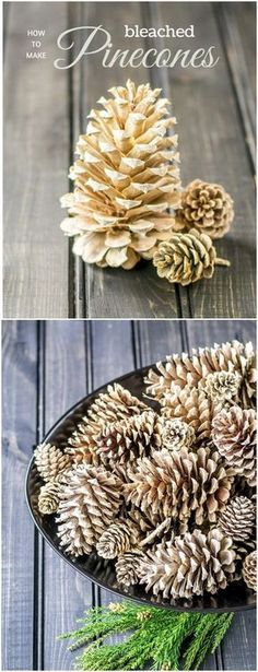 The simple Pinecone is a symbol that is synonymous with Winter and the entire Holiday Season! It is also used in so many crafting projects that make us smile…so today's collection is centered around The Perfect Fixer Upper Farmhouse Pinecone Crafts! Each one is wonderful and has such great style that will fit into any …