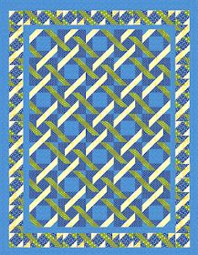 Here are 50 free patterns for lattice quilts, basket weave, interlocking rings and plaid designs! Lattice quilts are made with strips that f. Easy Quilt Patterns Free, Jelly Roll Quilt Patterns, Patchwork Quilt Patterns, Free Pattern, Quilting Patterns, Quilting Projects, Quilting Designs, Quilting Tutorials, Lattice Quilt