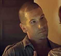 Shane Walsh// The Walking Dead just isn't the same without those puppy dog eyes.