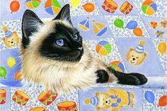 Art Of Debbie Cook   CLAUDIA LUCIA MCKINNEY (PHATPUPPY) (10)