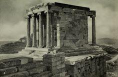 Atene, Tempio della Vittoria Aptera