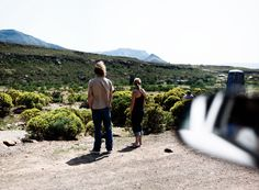 More of the beautiful Karoo in South Africa