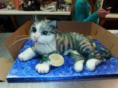 Best realistic cat!
