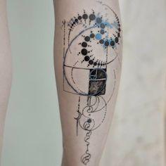Another Golden Ratio tattoo idea